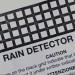 Eticheta Detector Ploaie-Desicanti Indicatori Umiditate